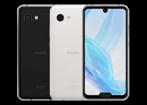 AQUOS R2 compact SIMフリー版