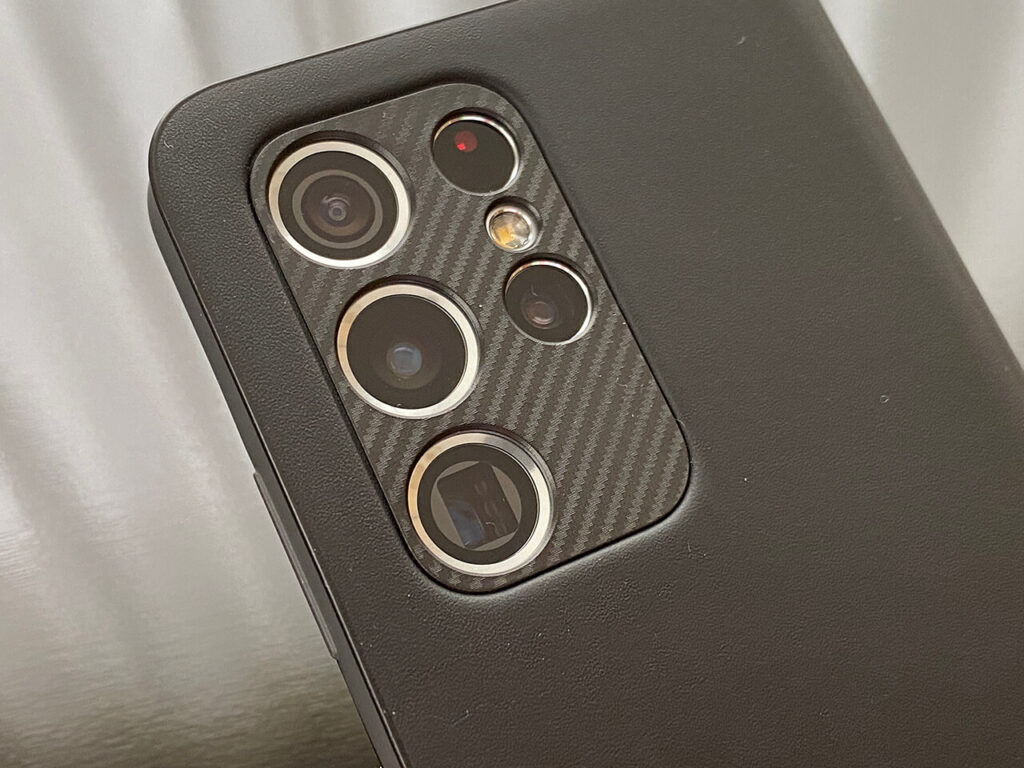 Galaxy S21 Ultra公式ケース